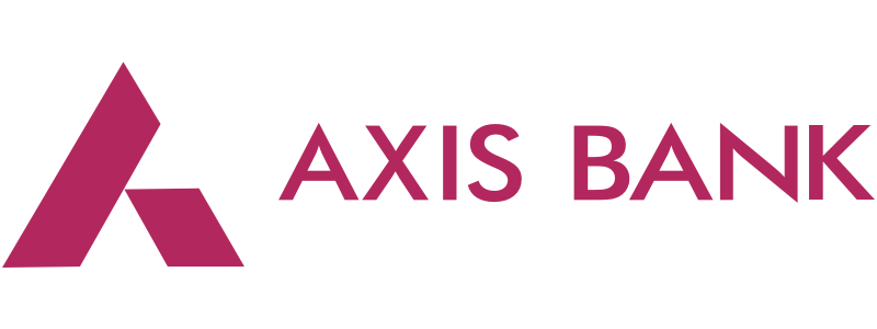 Send money to major banks and popular retailers across India like Axis Bank