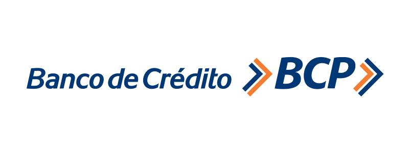 Send money to major banks and popular retailers across Peru like Banco de Credito