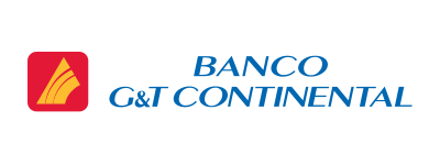 Send money to major banks and popular retailers across 과테말라 like Banco G&T Continental