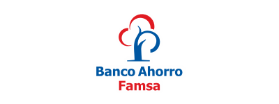 Send money to major banks and popular retailers across Mexico like Banco Ahorro of Famsa