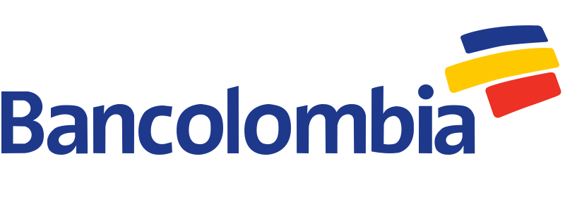 Send money to major banks and popular retailers across Colombie  like Bancolombia