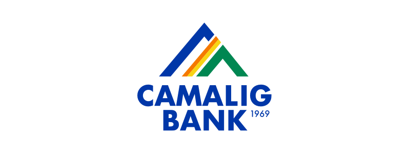 Send money to major banks and popular retailers across Filipiny like Camalig Bank