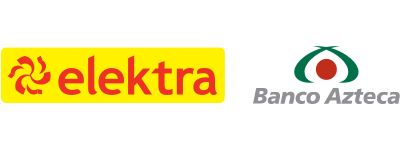 Send money to major banks and popular retailers across Meksika  like Elektra