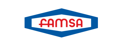 Send money to major banks and popular retailers across Mexico like Famsa