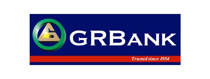 Send money to major banks and popular retailers across Philippines like GR Bank