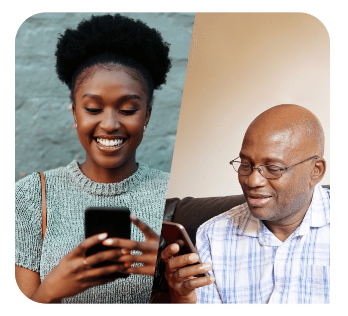 send to Kenya with M-pesa