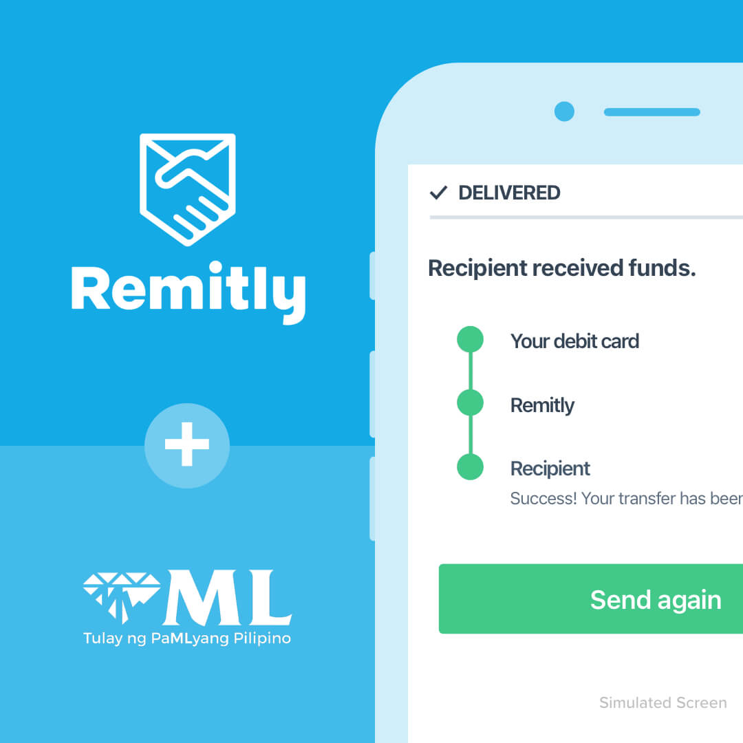 Send money to M. Lhuillier with Remitly