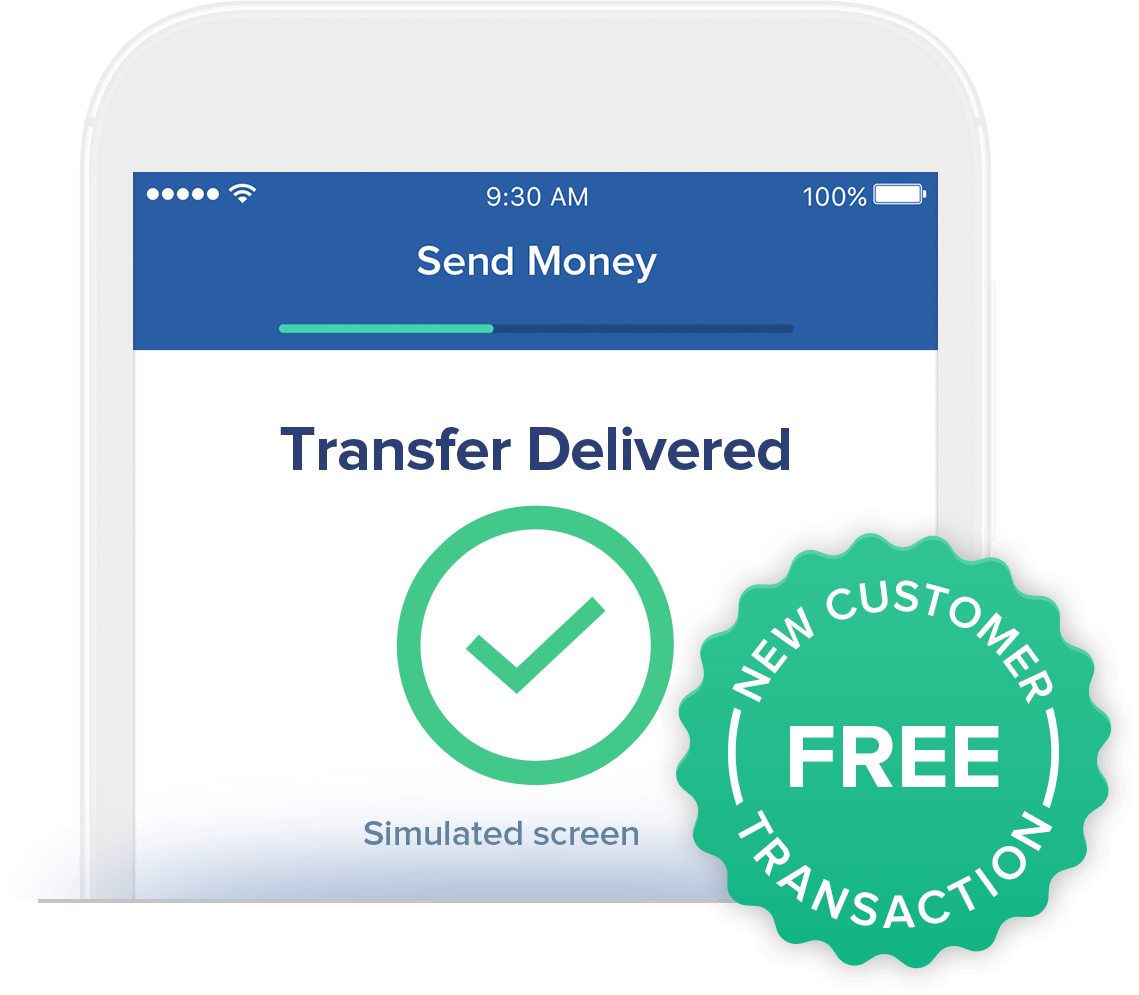 Free transfer for new Remitly customers