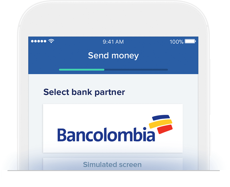Send Money To Bancolombia With Remitly