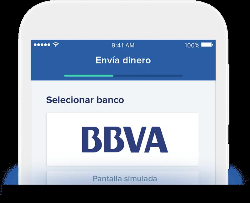 Send money to BBVA Bancomer