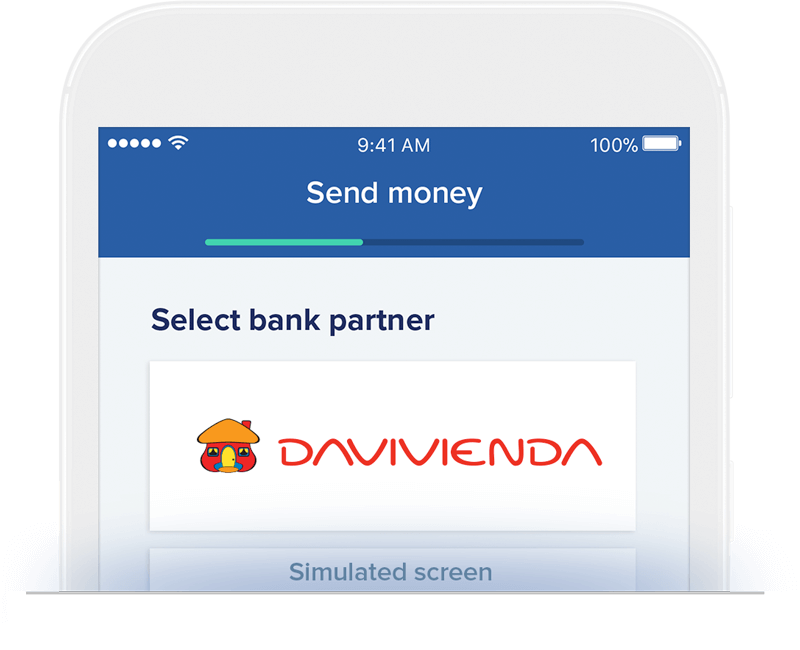Send Money To Davivienada With Remitly