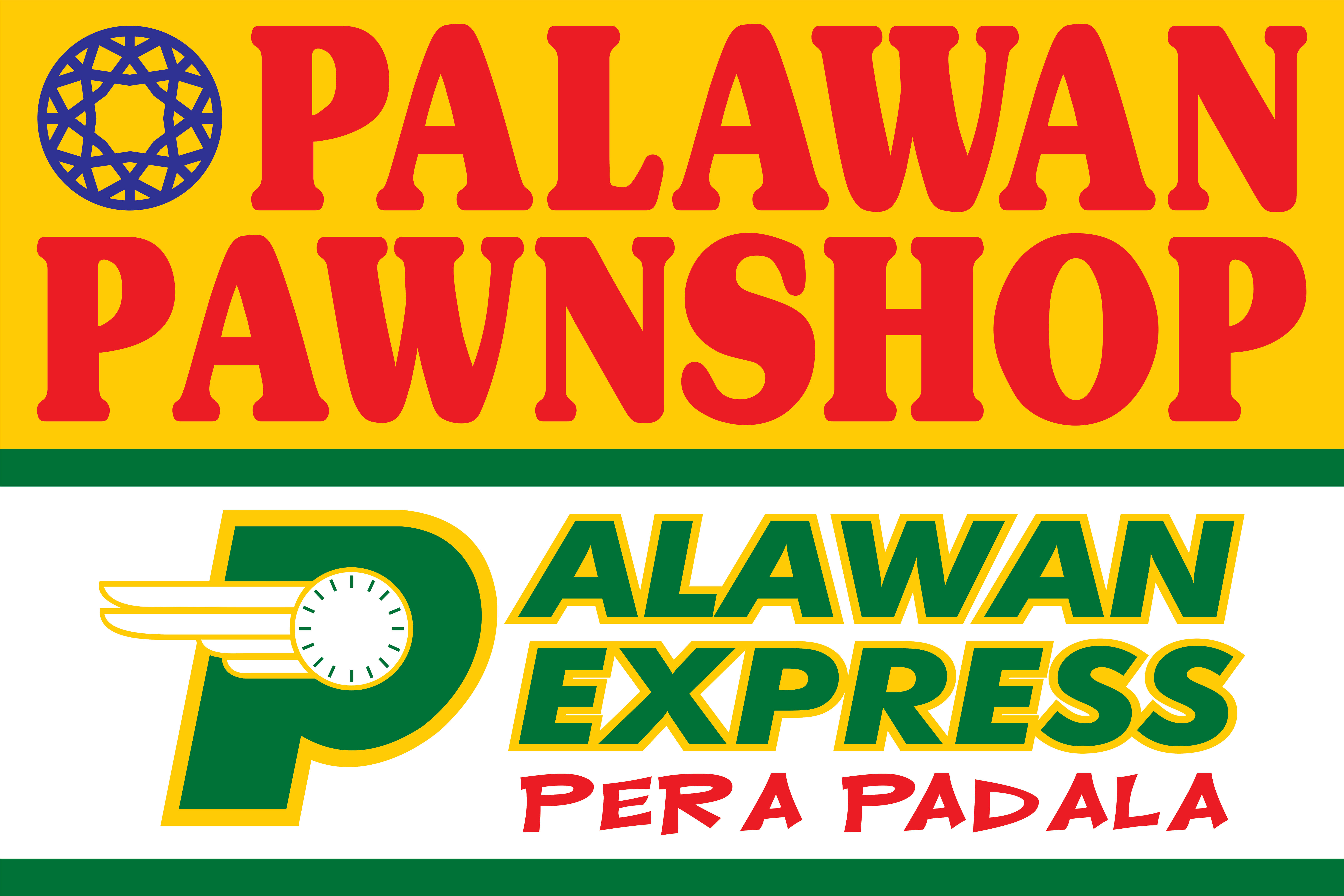 Send money to major banks and popular retailers across Filipiny  like Palawan