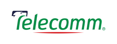 Send money to major banks and popular retailers across Mexico like Telecomm
